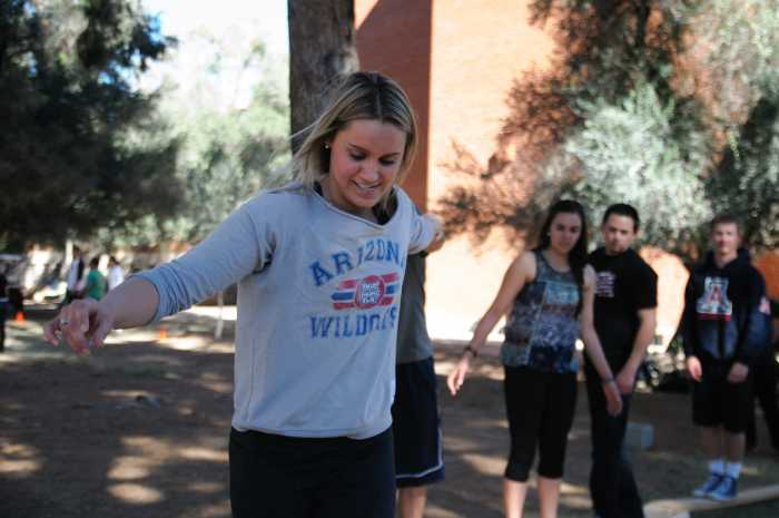 Extracurriculars at the University of Arizona