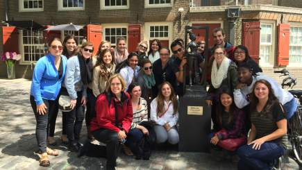 Northern Europe Study Abroad 2015