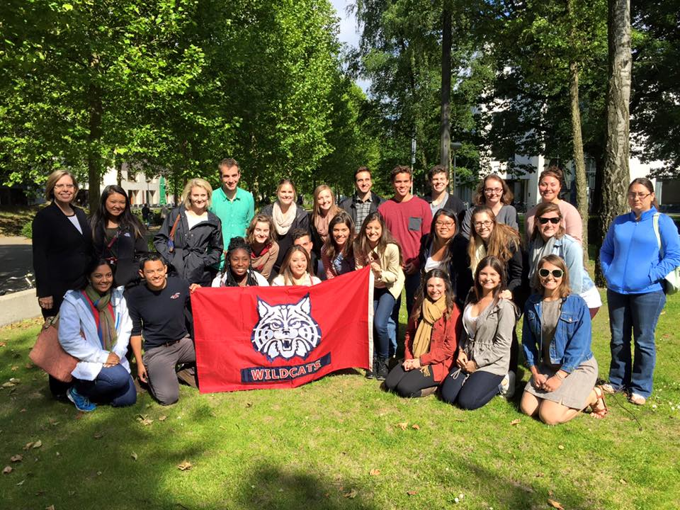 Northern Europe Study Abroad in The Netherlands