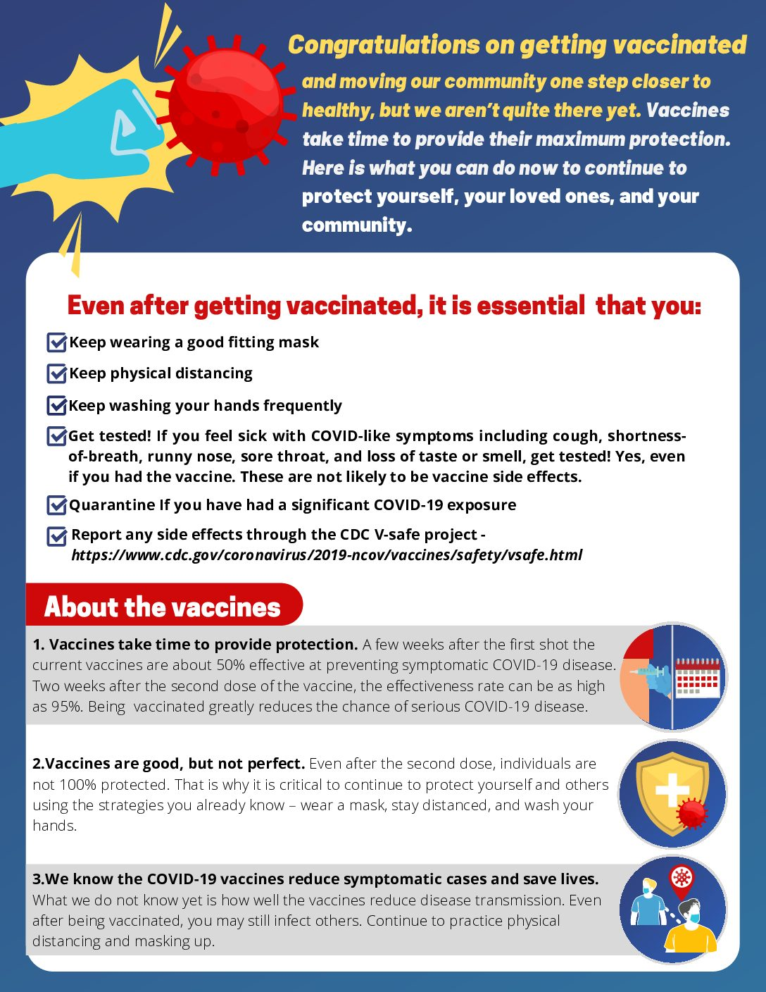 After Vaccine Graphics Page 1 English