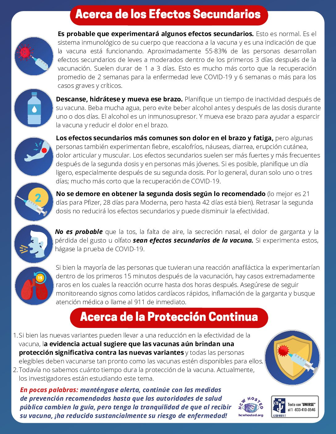 After Vaccine Graphics Page 2 Spanish