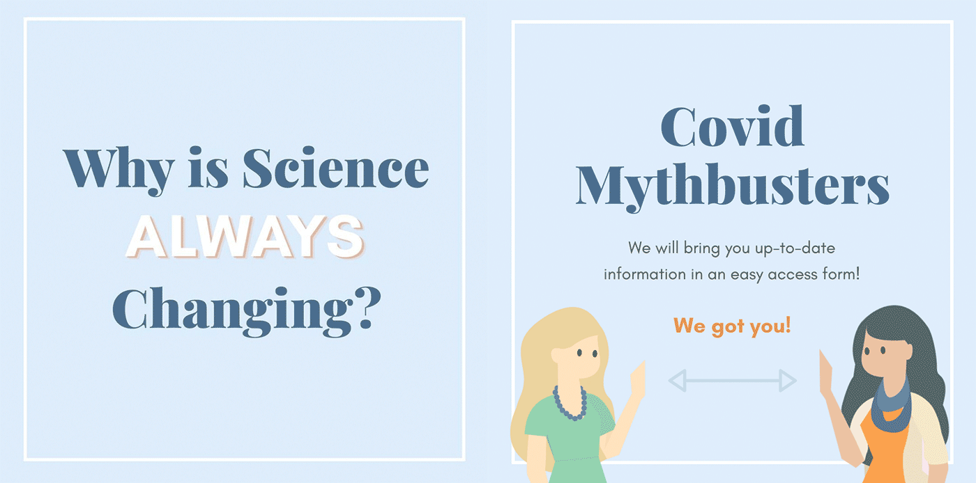 Covid Mythbusters graphic