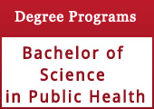 Public Health majors for college