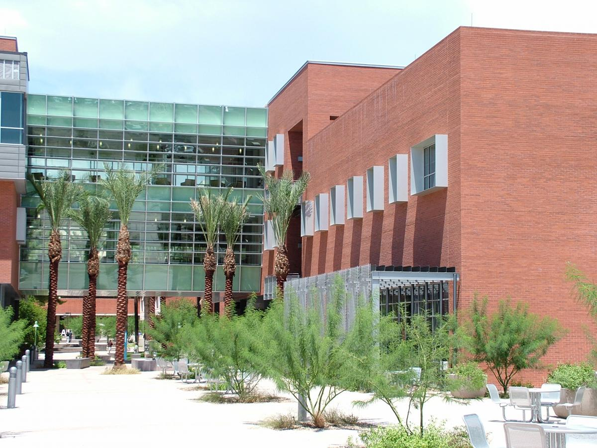 Home of the UA College of Public Health in Tucson, AZ
