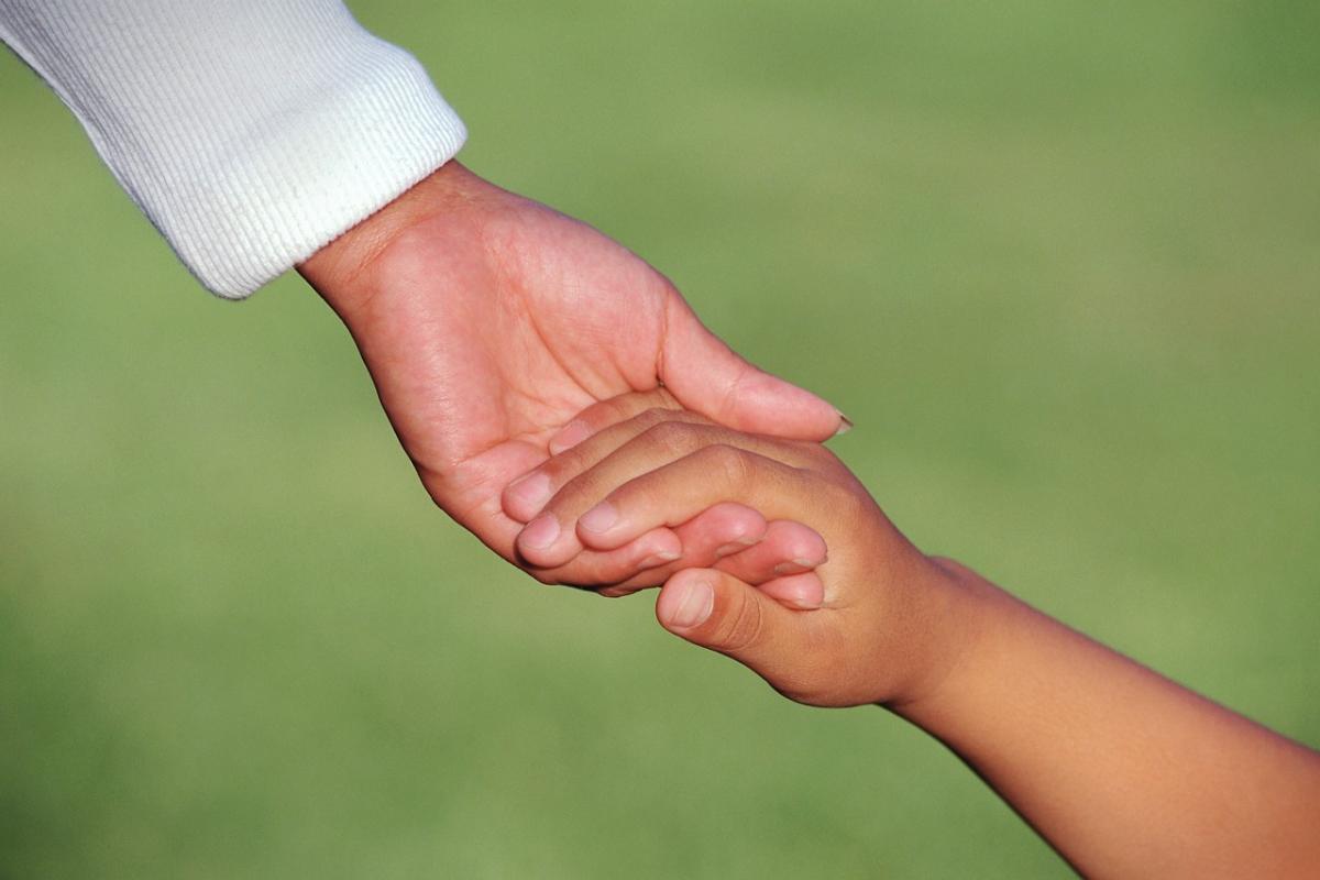 Пожал руку отцу своей девушки