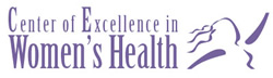 Center of Excellence in Women's Health