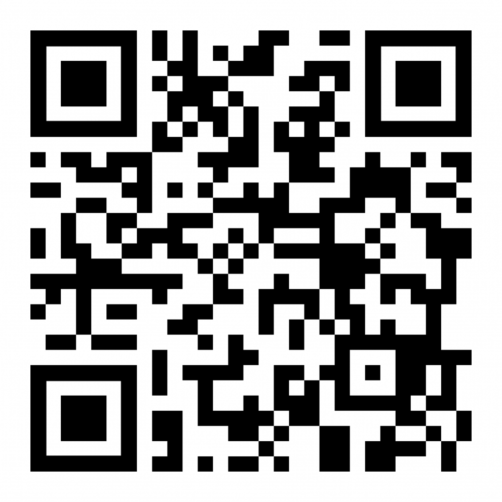 QR Code for Zoom session