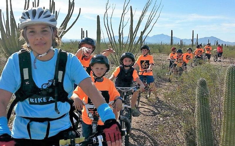 Bike Ajo Program is Model for Rural Communities