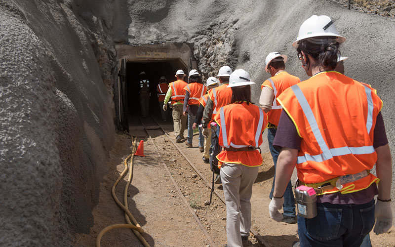 Mining Safety, Health Focus of $1.7M Grant