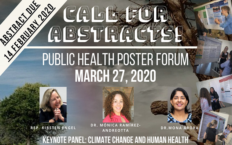 2020 Public Health Poster Forum Call for Abstracts