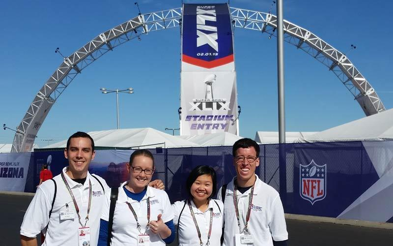 Super Bowl Safety: UA Public Health Students to Assist Maricopa County With Infectious Disease Surveillance on Sunday