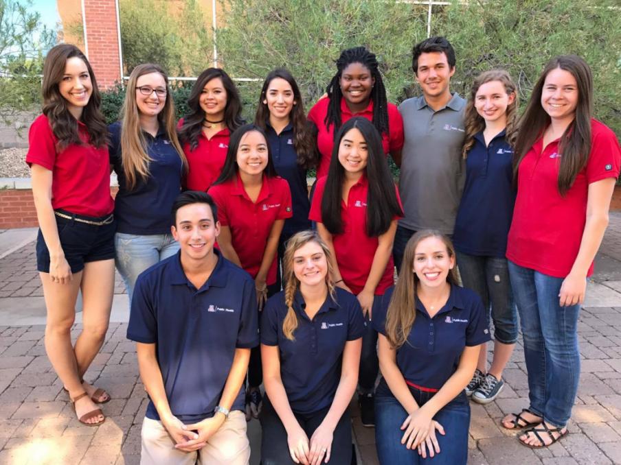 Public Health Student Ambassadors