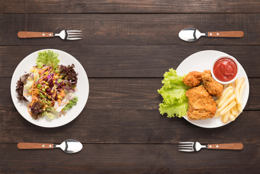 Consuming high dietary energy density (DED) foods was tied to obesity-related cancer among normal weight women, according to a University of Arizona study. (Image: Thinkstock)