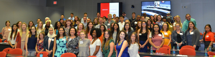 The incoming class of graduate students to the UA Mel and Enid Zuckerman College of Public Health include 97 master of public health (MPH) students; 20 doctoral students and two master of science (MS) students.