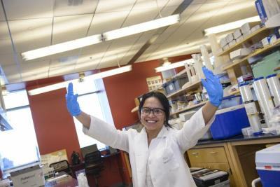 Yoshira Ornelas Van Horne, doctoral student in the environmental health sciences received a grant from the United Nations Educational, Scientific and Cultural Organization to support her research investigating short-term exposure in Navajo communities after the Gold King Mine toxic spill.