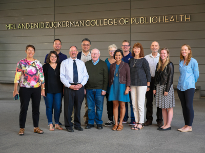 Members of the Western Region Public Health Training Center gathered for the 4th Annual Executive Meeting at the UA Mel and Enid Zuckerman College of Public Health in Tucson, September 25-26, 2017.