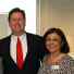 Phoenix Mayor Greg Stanton and Dean Iman Hakim
