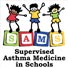 Supervised Asthma Medicine in Schools Logo