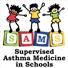 Supervised Asthma Medicine in Schools Logo