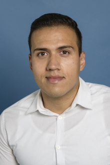 Benjamín Aceves, MPH, MA, doctoral candidate, UA Mel and Enid Zuckerman College of Public Health
