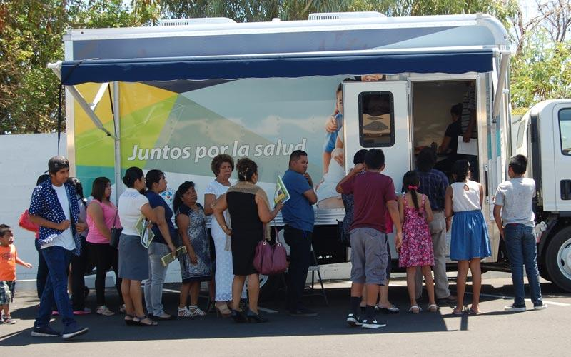 UA Offers Free Health Services to Vulnerable Residents in Maricopa County